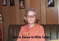 Hattie Ethel Griffith Fulfer (1909-1982) - Find A Grave Memorial