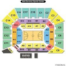 72 Most Popular Bob Devaney Sports Center Seating Chart