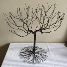 Large Jewelry Tree Display Stand Black large Jewelry Tree Stand wire tree sculpture perfect for 83