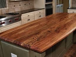 custom black walnut butcher block countertops