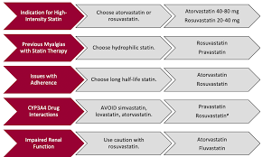 Statin Efficacy Chart Pharmacy Integration Insights Uchealth Integrated Network