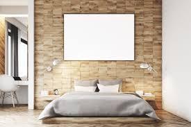 Behang Slaapkamer Hout Eenvoudig Steigerhout Behang Slaapkamer