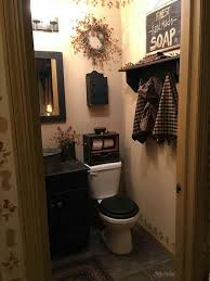 country bathroom wall decor. Modren Country 25 Best Ideas About Primitive Bathroom Decor On Pinterest And Country Wall M