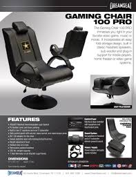 gaming chair 100 pro
