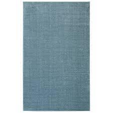 allen roth cattar denim blue indoor area rug common 8 x 10