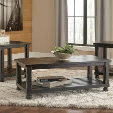 signature design by ashley mallacar 3 pc table set