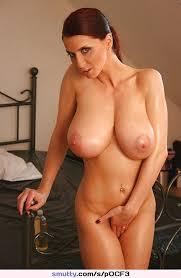 Big beautiful breast on milf