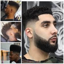 2017 voluminous high top fade haircuts for men