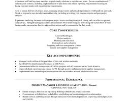 Fine Pmp Resume Example Contemporary Resume Ideas Namanasa Com