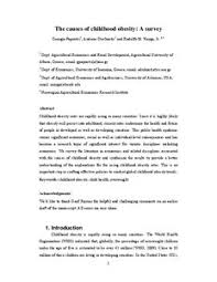 persuasive essay on childhood obesity our work 92043 argumentative essay on childhood obesity news article