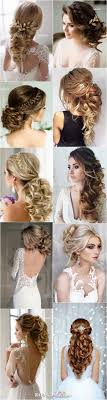 200 Bridal Wedding Hairstyles For Long Hair That Will Inspire Hi