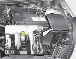 kia forte fuses maintenance kia forte td owners manual instrument panel fuse replacement
