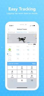 Gym Exercise Planner Jefit Workout Planner Gym Log On The App Store