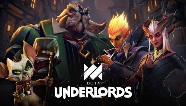 game online terbaru Dota Underlords