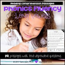 Reading comprehension worksheets, lesson plans for kids. Phonics Fluency Reading Comprehension Passages And Questions Etsy