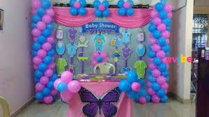 Simple Baby Shower Decor birthdays party decoration
