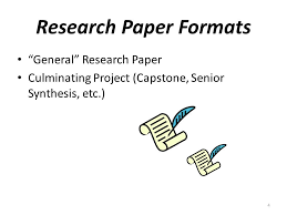 apa pointers how to organize format research papers ppt research paper formats