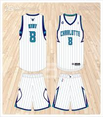 New Charlotte Hornets Jersey Concepts ...