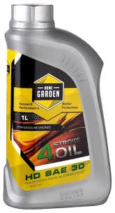 <b>Масло</b> для садовой техники <b>HOME GARDEN</b> 4Stroke <b>Oil</b> HD SAE ...