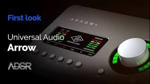 Uad Comparison Chart Universal Audio Arrow First Look Win An Arrow From Universal Audio