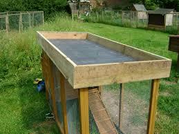 Chicken Coop Roof Design Jur Yam Shed Roof Chicken Coop Plans