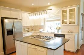 Remodelling your home design ideas with Wonderful Ellegant small kitchen  white cabinets and fantastic design with