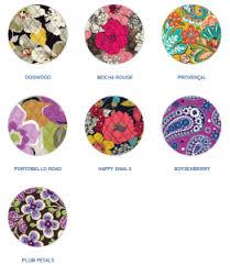 Vera Bradley Pattern Names Enchanting Vera Bradley 48% Off Select Patterns My Frugal Adventures