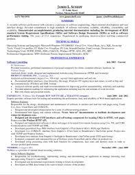Samplebusinessresume Com Page 35 Of 37 Business Resume 100 Resume