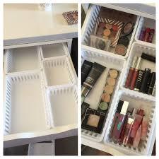 walmart makeup storage ideas for ikea alex drawers
