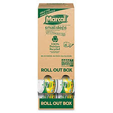 Bathroom Tissue Magnificent Amazon MarcalR Small StepsR 48% Recycled Premium 48Ply