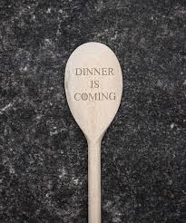 The Wooden Spoon Game Dinner is Coming Wooden Spoon Game of Thrones Gift Game of 20