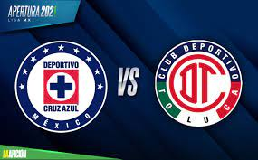 Cruz Azul vs Toluca LIVE: Match Day 4 ...