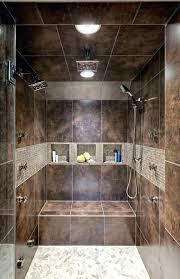 custom tile shower cost cost of tile shower cost to tile shower shower door cost bathroom custom tile shower
