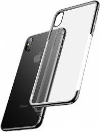 Купить <b>Чехол Baseus Shining</b> Case For iP Xs Max Black по низкой ...
