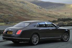 Used 2015 Bentley Mulsanne for sale - Pricing & Features   Edmunds