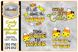 single candy corn vector. Plain Candy Halloween Candy Corn BUNDLE  Vector Cut Files SVG Example Image 1 And Single C