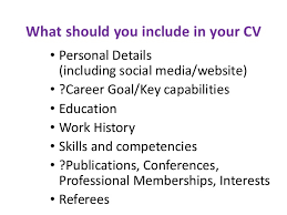 What To Include In A Resume Custom What Do You Include In A Resume Canreklonecco