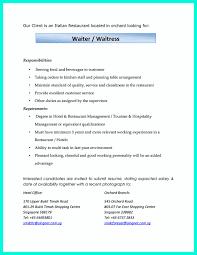 knowing waitress duties before writing cocktail waitress resume    cocktail waitress resume and cocktail server resume sample