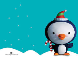 christmas penguin wallpaper. Fine Penguin Christmas Images 3D Penguin HD Wallpaper And Background Photos Throughout Wallpaper