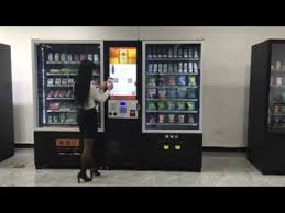 Baguette Vending Machine Sf Awesome TCN Vending Machine Support Twodimension Code Payment Belt Conveyor