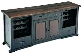 sofa table with wine storage. Modren Storage Sofa Table With Wine Rack Buffet Storage Buffets Dining Black Win    On Sofa Table With Wine Storage