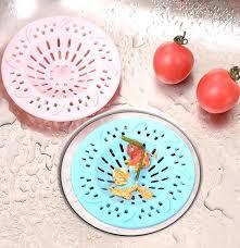 bath hair catcher stopper shower drain filter trap silicone sink strainer kitchen sewer kohler bathtub