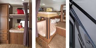 Fold Down Bunk Beds 2015 White Hawk Travel Trailers Jayco Inc