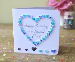 Design A Birthday Card For Dad Dad Birthday Card Daddy Card Father Card Handmade