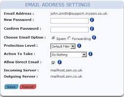 Creating An Email Broadband Email Creating Email Boxes Creating Email Addresses