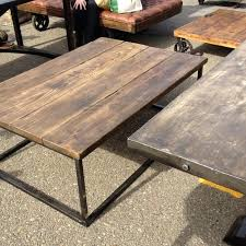 diy industrial coffee table industrial table with reclaimed wood i love my coffee table but i diy industrial coffee table