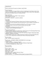 Sample Entry Level Resume Simple Resume Profile Examples Entry Level Gottayottico