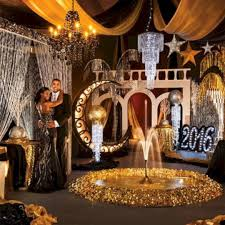 Great Gatsby Prom Theme Decorations