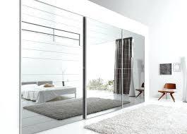 closet with mirror a tip for mirrored closet doors reflecting bed closet mirror sliding doors home