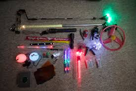 some light painting tools by think ing